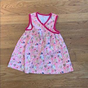 🚀3 for $15🚀 Zutano heart dress